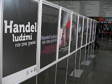 Wystawa na dworcu Warszawa Centralna