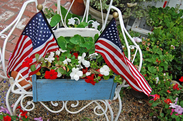 fourth of july in garden great