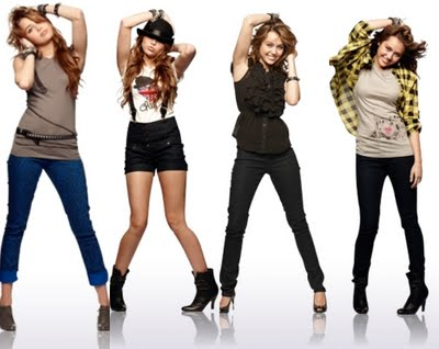miley cyrus style clothing. Posted by Fashion Crumbz at