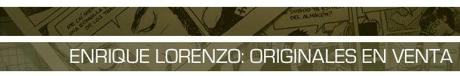 Enrique Lorenzo: originales en venta