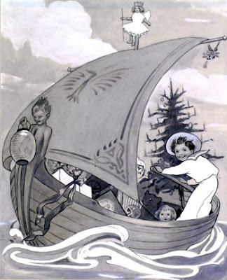 ship nyrsery poem