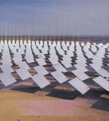World's first commercial solar plant sees the light (Photo)
