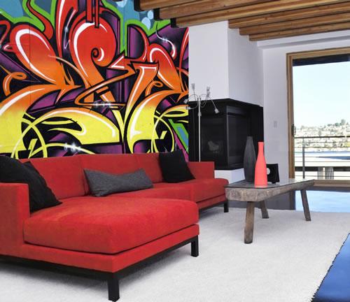 decoracao alternativa de casas : decoracao alternativa de casas:Alternativas de decoração: Mais papel de parede para decoração!