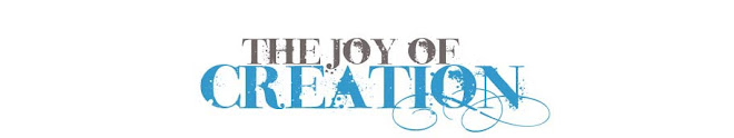 The Joy of Creation