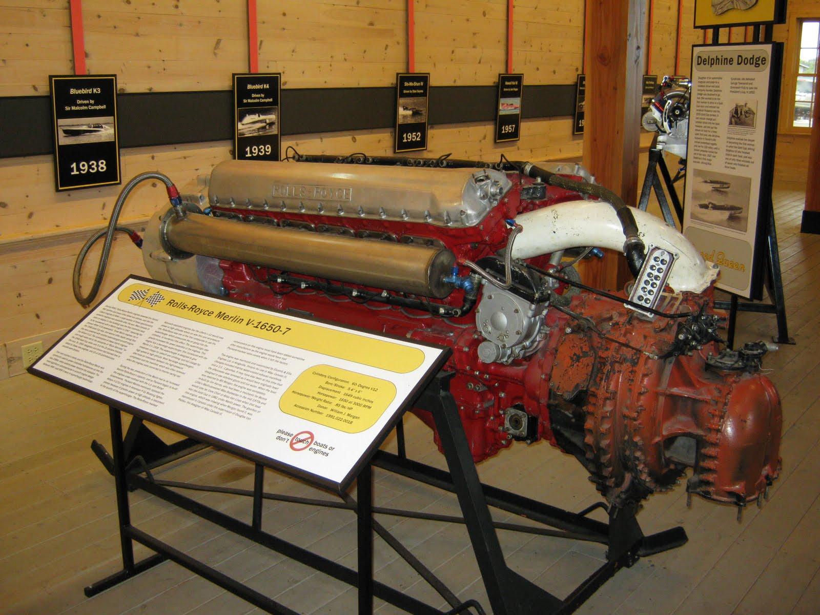 Packard 1M-1242 Aircraft