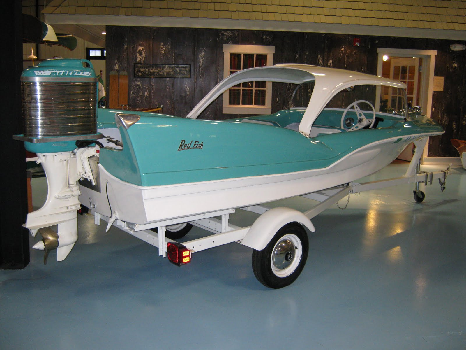 Minnesota lakes maritime museum part 2 classic boats for Classic motors for sale