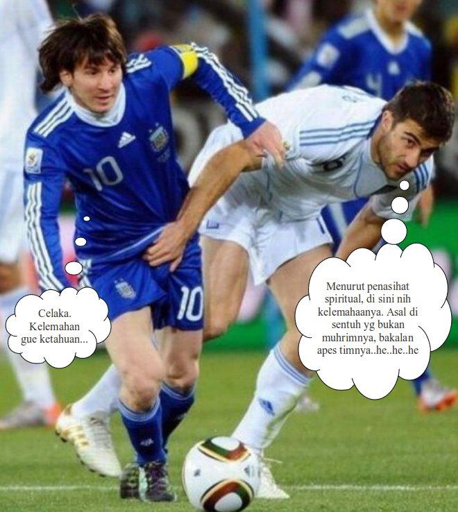 foto lucu tim inggris dan foto lucu messi