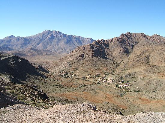 Atlas Mountains Timichi