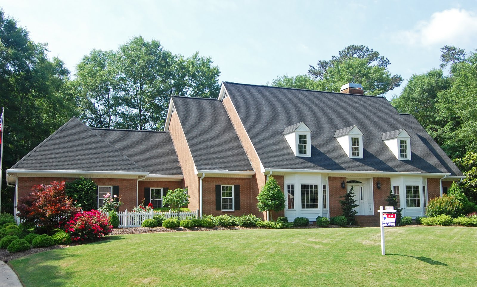Johns creek homes and advice all brick best home in for All brick homes