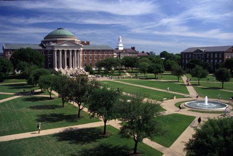 SMU: SOUTHERN METHODIST UNIVERSITY