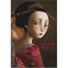 butterfly lovers book illustrated japanese perfumeshrine