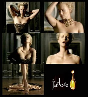 No 5 when commercials were J 39adore Dior Perfume Advert Contexts Of Contour Fashion