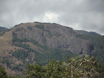 Pedra do Jair altitude 2000m. Prazer Serra da Mantiqueira,