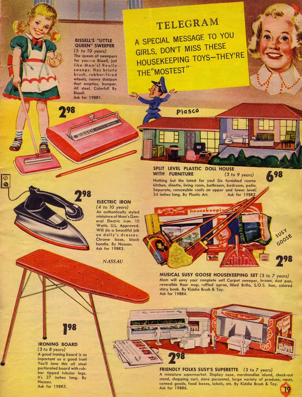 Toys For Girls In 1950 : S toys imgkid the image kid has it