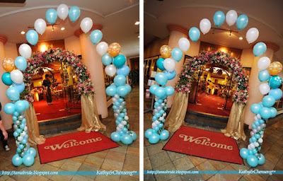 Flower Delivery Canada on Arch Decor