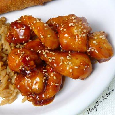 Honey sesame chicken grumpys honey bunch honey sesame chicken forumfinder Images