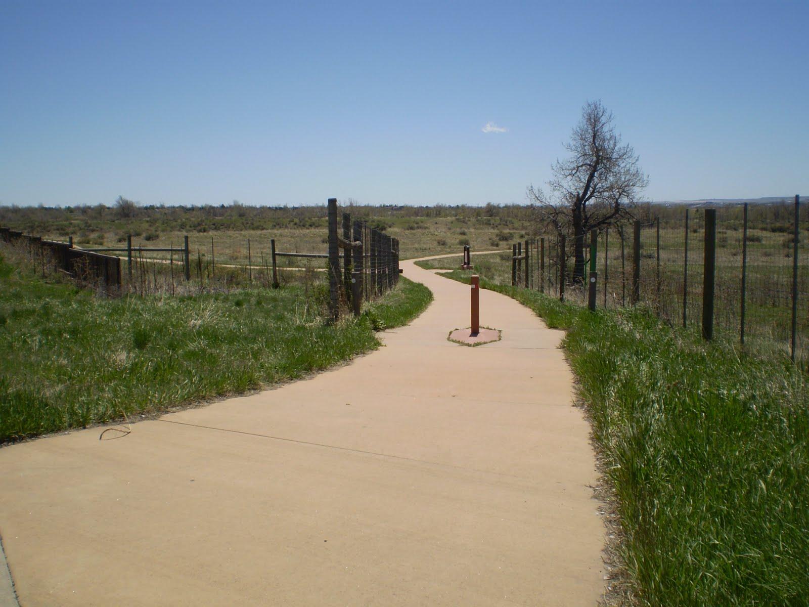Denver 39 s bike paths may 2010 exploring cherry creek state for Cherrycreek
