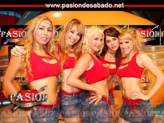 Las Bailarinas De Pasion