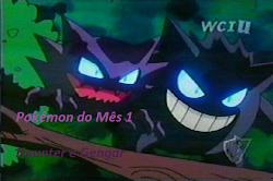 Pokémon do Mês