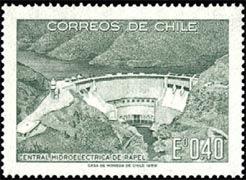 Central hidroeléctrica de Rapel