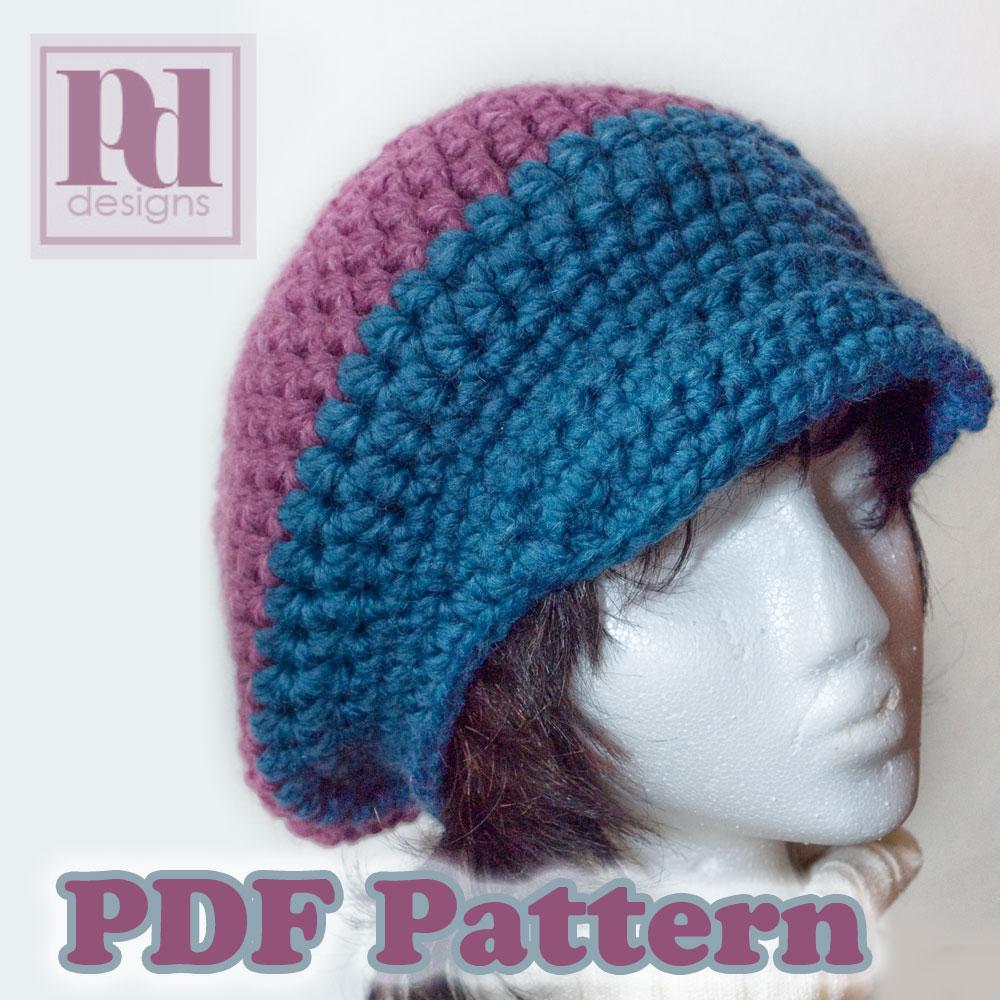 CROCHET RASTA HAT PATTERNS - Crochet Club