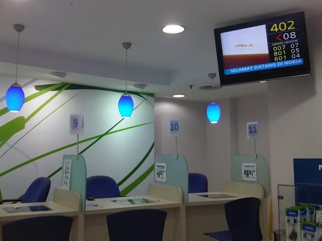 Selamat kepada Nokia Care BEC Bandung
