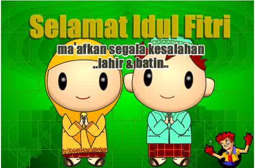 Selamat hari raya Idul Fitri 1431H 10 September 2010