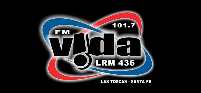 FM Vida 101.7Mhz --->Donde Vive La Música<---