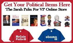 Sarah Palin Online Store