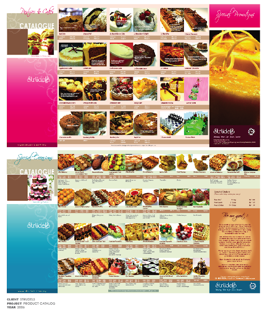 katalog produk makanan dan kue