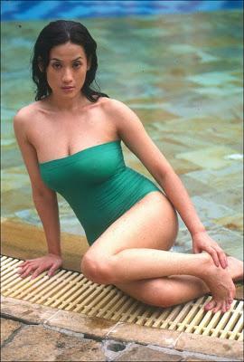 Eva Ajeng Permana - Indonesian Model - Sexy Bikini