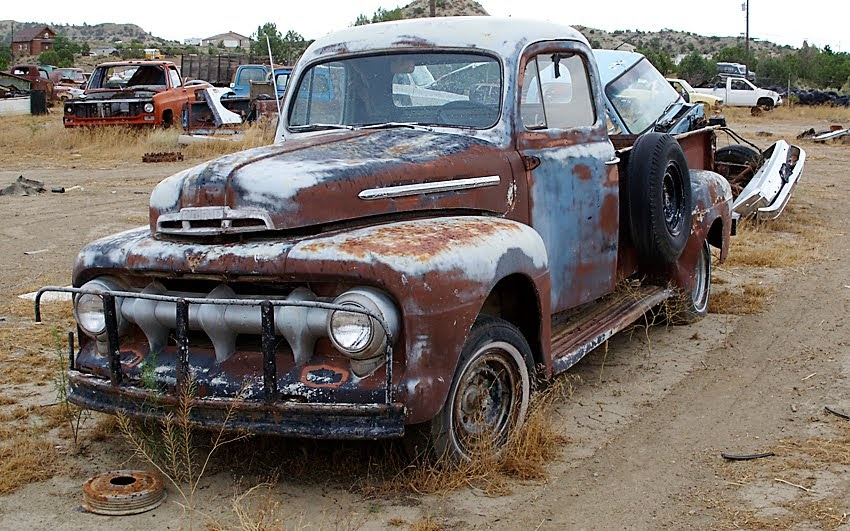 Junkyard Life: Classic Cars, Muscle Cars, Barn finds, Hot ...