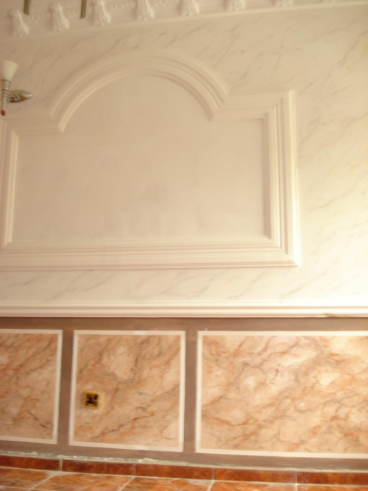 Sunday, November 28, 2010. Design On Plaster Of Paris Ceiling