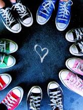 Makes friends t0 where ur shoes bring yooh..