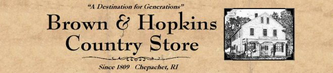 Brown & Hopkins Country Store Biz Buzz