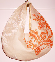 Cherryellie Oranges and Cream Handbag