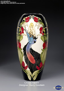 Moorcraft Vase