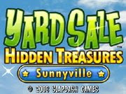 Thumbnail Game Download - Yard Sale Hidden Treasures - Sunnyville