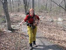 Hiking Woman!