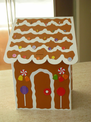 Gingerbread House Blogg Hannas Room