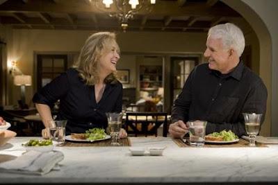 filme simplesmente complicado meryl streep steve martin jantar