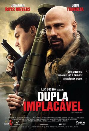 Filme Poster Dupla Implacável DVDRip RMVB Dublado