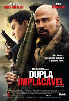 filme dupla implacável poster cartaz