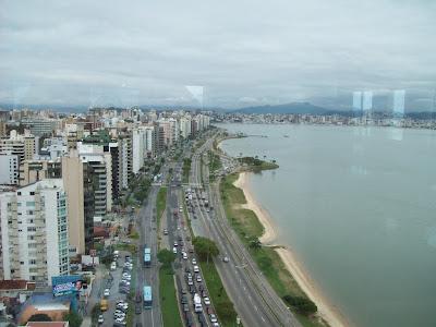 florianópolis vista beira mar majestic