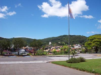 paisagem vista da celesc