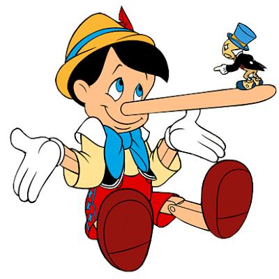 mentira pinoquio