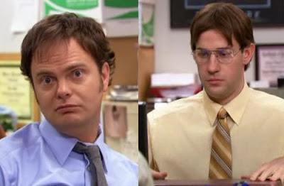 the office jim dwight