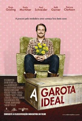 a garota ideal poster