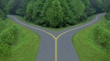 caminho em Y