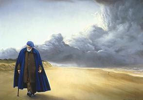 profeta solitário